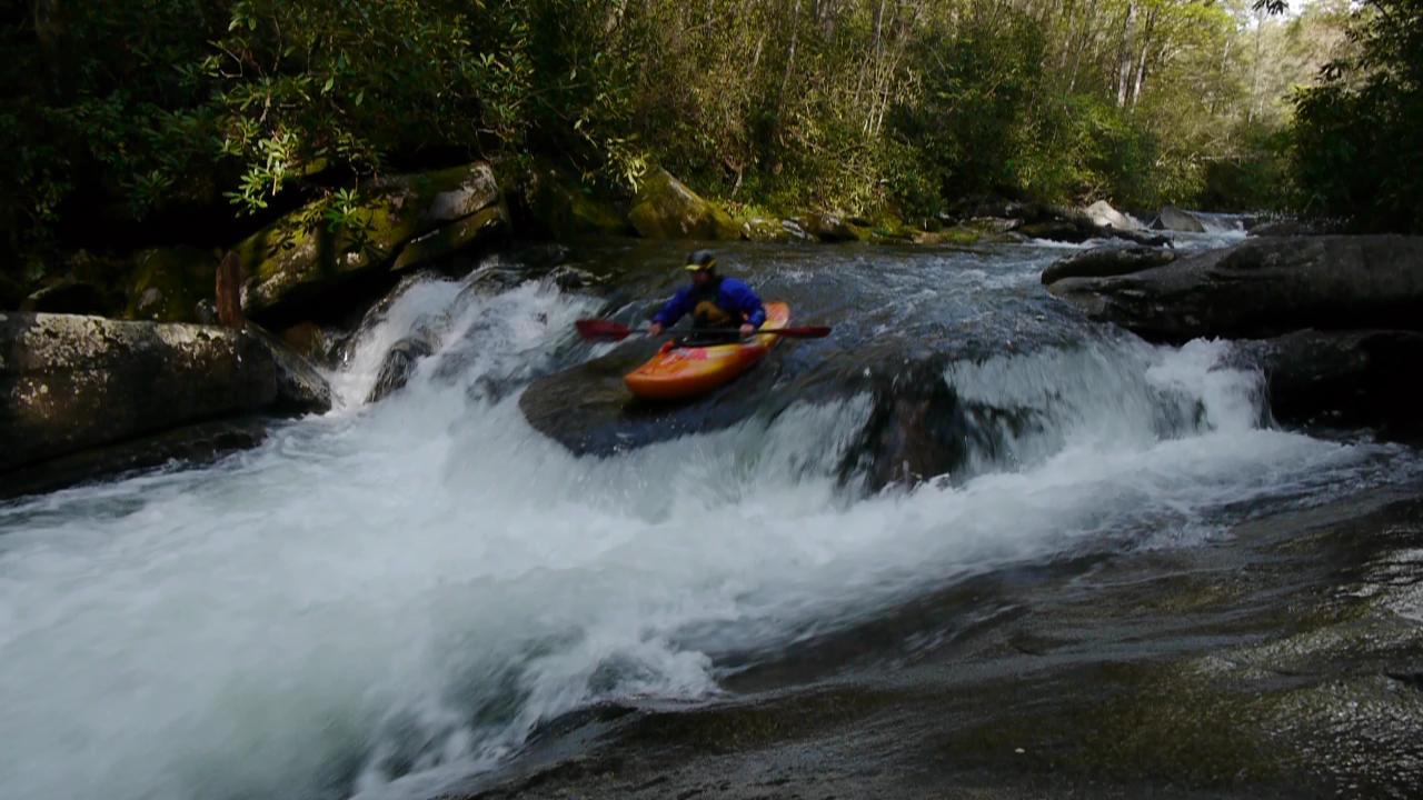 Whitewater Paddling In Brevard | Video